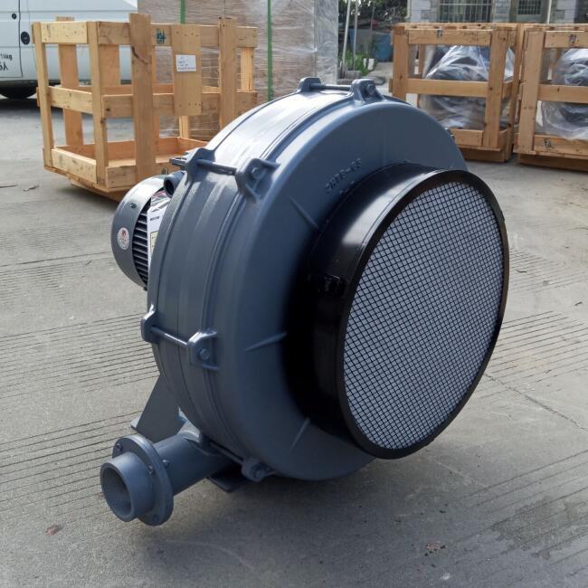 增压2HTB65-1005多段式鼓风机