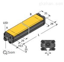 原装TURCK感应式直线位移传感器
