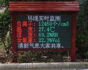 空气负氧离子监测站生产厂家