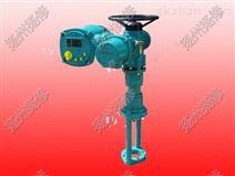 供应扬修电力智能变频角行程电动执行器