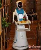 朔州北以北咖餐厅引进餐厅机器人服务员价格