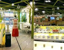 送餐厅机器人服务员价格入驻德庄火锅