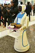 供应逐渝高速武隆服务区餐厅机器人服务员
