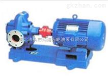 TCB防爆齿轮泵轴承负荷小效率高