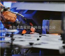 机械手自动化火法试金熔样系统