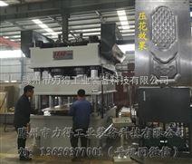 出口用质量好的3600T三梁八柱大铁门压花机