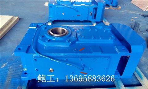 浙江厂家HB标准工业齿轮箱减速器_电机_传动机械用于输送设备_温州鑫劲