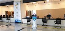 唐山高新区软件园科技馆展览讲解机器人