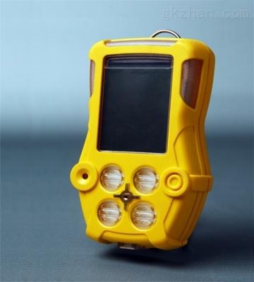 四合一气体检测仪可燃氧气硫化氢一氧化碳