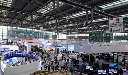 2018第六届中国电博会企业风采!