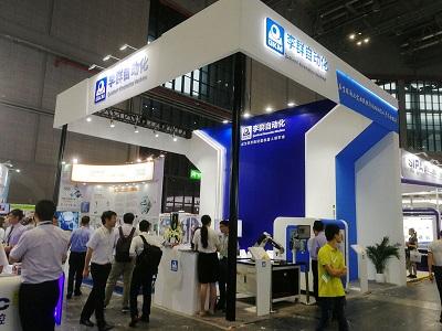 2018上海机器人展 李群自动化