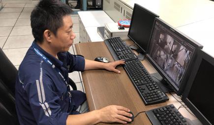 首都机场博维公司完成电视监控系统改造工作