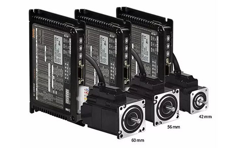 新品|AiS Series 闭环步进电机系统