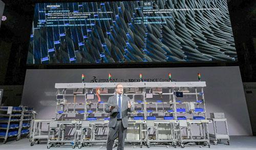 """达索系统于上海举办2018""""体验时代的制造业""""年度大会"""