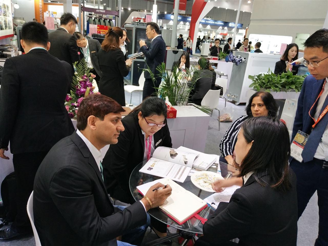 上海新世界博覽中心 橡膠技術裝備展