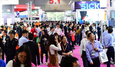 SIAF广州工业自动化展首度同馆呈献传感技术及机器视觉主题