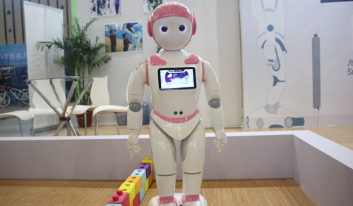 人工智能系列文章之产业篇(一):智能机器人