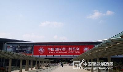 上海銘控助力中國進博會智慧場館建設