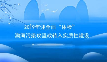 """2019年迎全面""""体检"""" 渤海污染攻坚战转入实质性建设"""