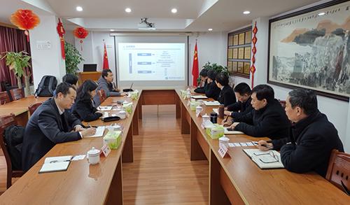 国机智能与中国海航所属上海海虹洽谈战略合作