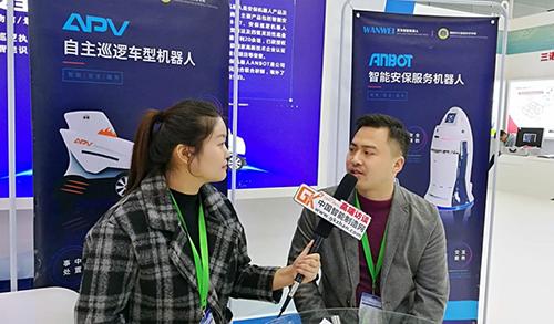坚守安防技术创新高地 万为新品ca88亚洲城官网现场强势吸睛!