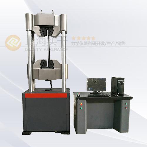 微机液压万能材料拉压试验机