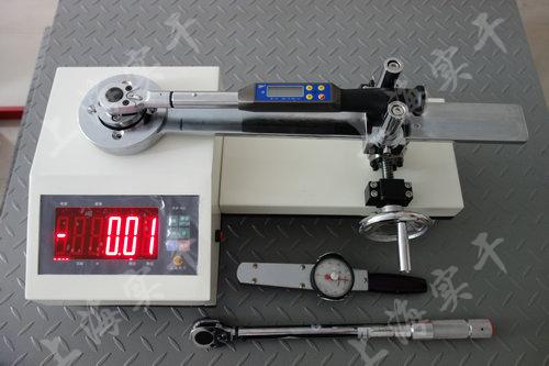 SGXJ扭力扳手检验器