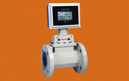 天然氣渦輪流量計