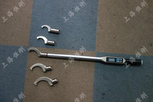 数显小型公斤扳手图片  (勾头)