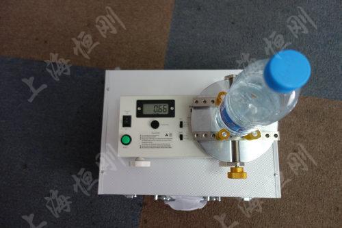 瓶盖扭力测量设备图片