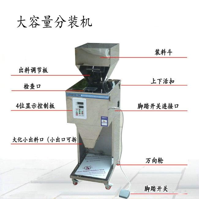 25公斤的化肥分装机