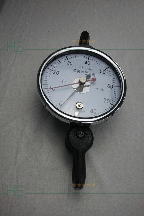 电力机械式拉力表