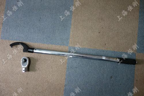 预置式扭力扳手手动工具图片(可配勾型头)