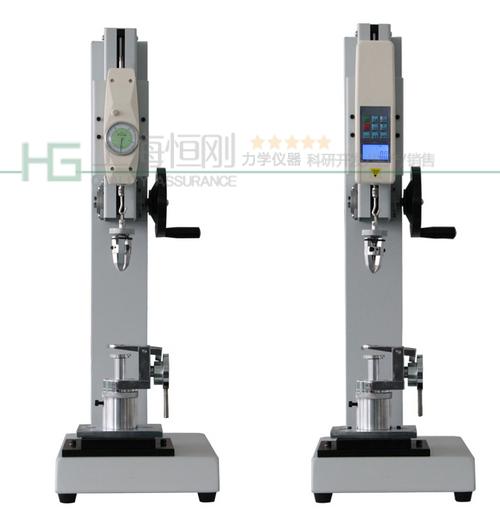 钮扣拉力测试仪图片 可配置SGHF数显推拉力计