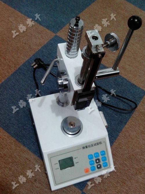 弹簧测拉压力计