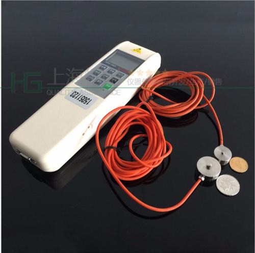 微型带外置传感器的测力仪图片