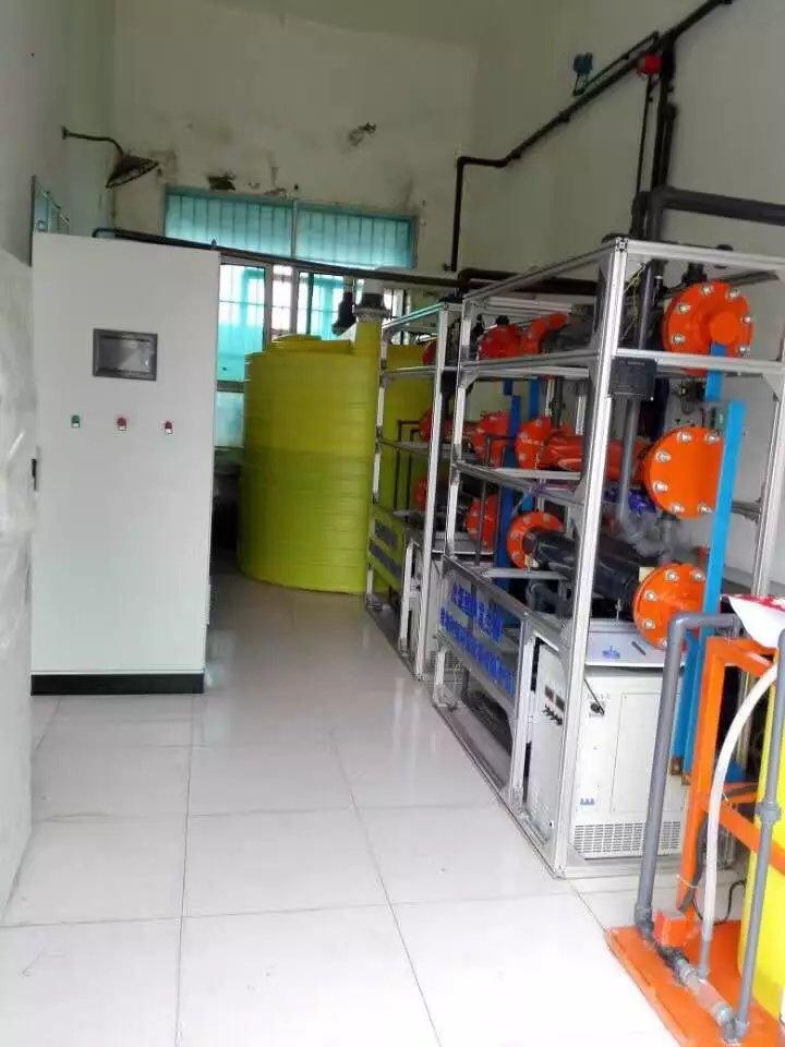饮水消毒设备
