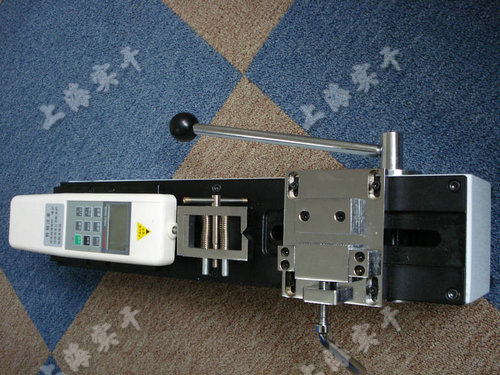 端子拉力检测机