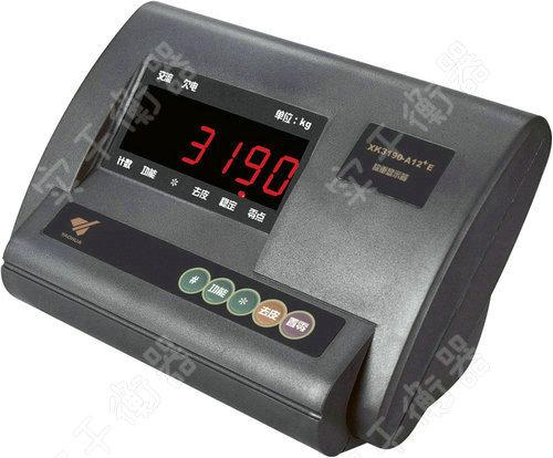 不锈钢地磅称重显示器