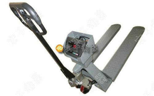 液压拖车电子叉车秤
