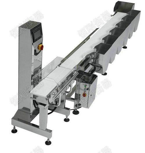 自动重量分级机