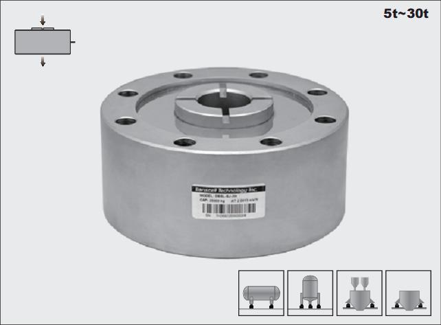 dbsl-1t dbsl系列传感器 汽车衡和大型料斗秤等