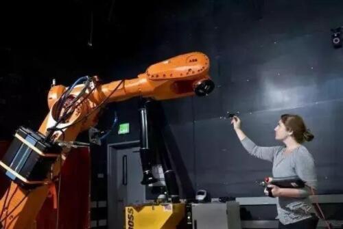 机器视觉在机器人中的作用