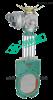 Z973X型上明牌電動開關型漿液閥